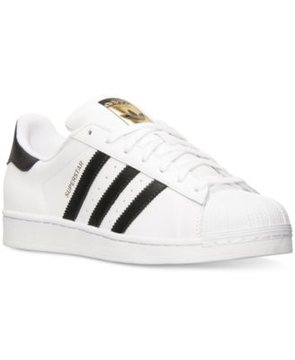 Men's Superstar Casual Sneakers from Finish