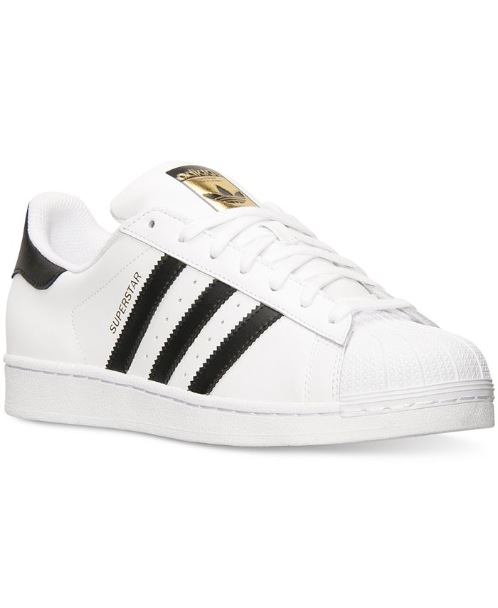 adidas Men's Superstar Casual Sneakers from Finish Line & Reviews
