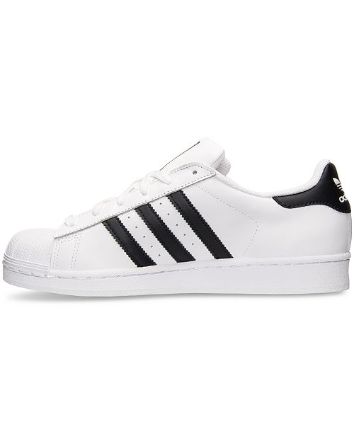 adidas Women s Superstar Casual Sneakers from Finish Line - Finish ... 0a4b396d6b
