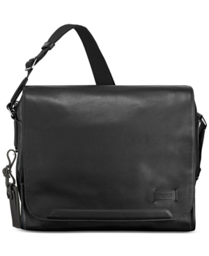 Tumi Men's Leather Davenport...