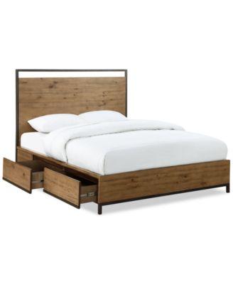 Gatlin Storage Queen Platform Bed, Created For Macyu0027s