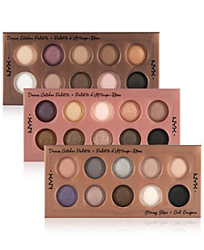 NYX Professional Makeup Dream Catcher Shadow Palette Collection
