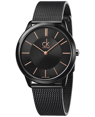 Jewelry & Watches – Calvin Klein