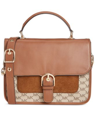 MICHAEL Michael Kors Cooper Large School Satchel