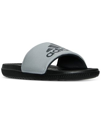 71878547c adidas Men s Voloomix Slide Sandals from Finish Line - Finish Line Athletic  Shoes - Men - Macy s
