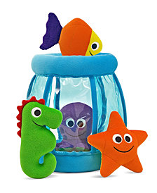 Melissa & Doug Fishbowl Fill and Spill Soft Toy