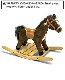 Melissa & Doug Rocking Horse Plush
