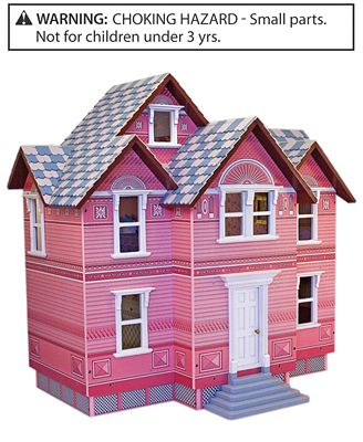 Melissa And Doug Melissa Doug Victorian Dollhouse All Toys