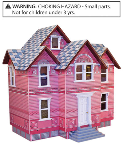 Melissa & Doug Victorian Dollhouse Collection
