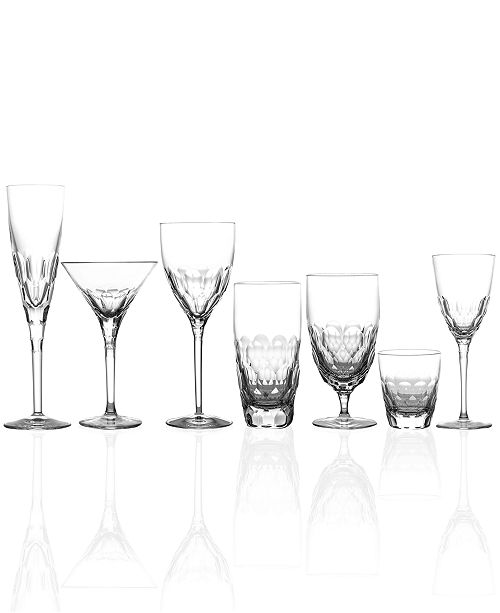"Monique Lhuillier Waterford ""Atelier"" Bar and Stemware Collection"