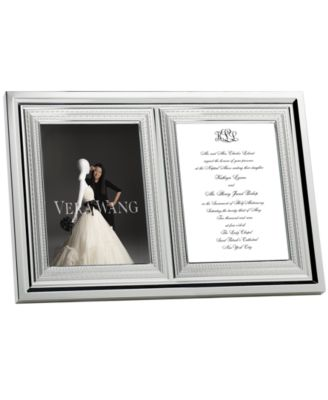 With Love Double Invitation Frame