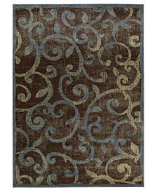 "CLOSEOUT! Nourison Area Rug, Expressions XP02 Multi 2' x 5' 9"" Runner Rug"