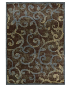 Closeout Nourison Area Rug Expressions XP02 Multi 2 x 5 9 Runner Rug