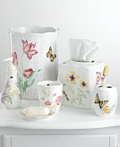 Lenox Butterfly Meadow Soap and Lotion Dispenser Bedding