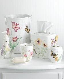 """Lenox """"Butterfly Meadow"""" Bath Accessories"""