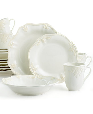 Lenox Dinnerware Butler S Pantry 16 Piece Dinnerware Set