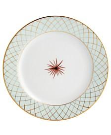 "Bernardaud ""Etoiles"" Salad Plate"