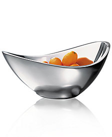 "Nambe Butterfly 11"" Bowl"