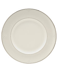 Monique Lhuillier Modern Love Dinner Plate
