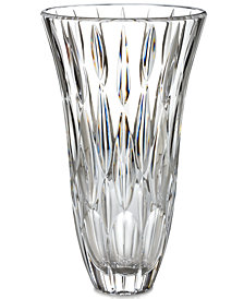 "Marquis by Waterford ""Rainfall"" Vase, 11"""