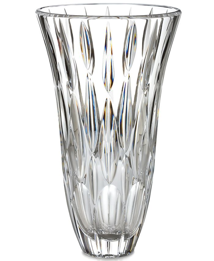 """Marquis by Waterford - """"Rainfall"""" Vase, 11"""""""