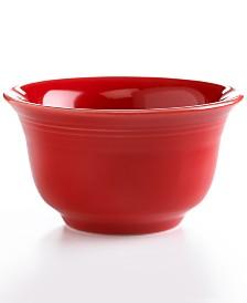 Fiesta Scarlet 7 oz. Bouillon Bowl