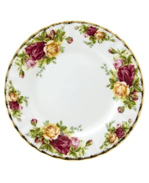 Royal Albert Old Country Roses Bread & Butter Plate 80979