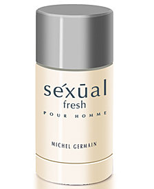 Michel Germain sexual fresh Deodorant Stick, 3.0 oz - A Macy's Exclusive