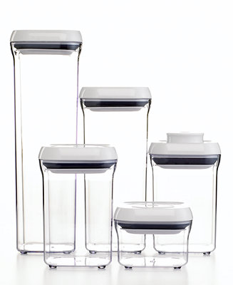 Oxo 5 Piece Pop Container Set Kitchen Gadgets Kitchen
