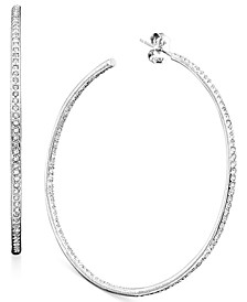 "Inside Out 2"" Medium Hoop Earrings , Created for Macy's"