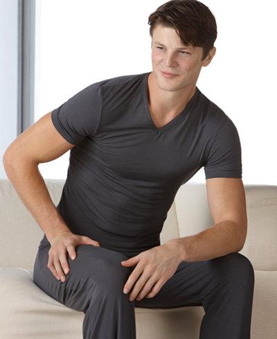 Calvin Klein Men's Body Modal Sleep Pant Knit U1143