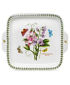 Portmeirion Dinnerware, Botanic Garden Dessert Tray