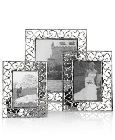 michael aram heart frames collection - Michael Aram Picture Frames