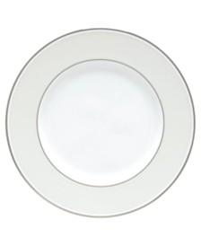 """Lenox Opal Innocence Stripe 9"""" Accent Plate"""