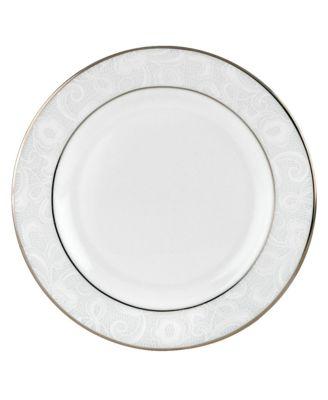 Venetian Lace Appetizer Plate