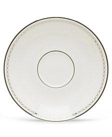 Lenox Pearl Platinum Tea Saucer