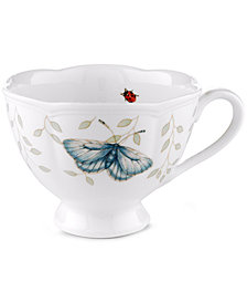 "Lenox ""Butterfly Meadow"" Cup"