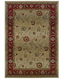 "CLOSEOUT! Area Rug, Genesis 521J 7'10"" X 11'0"""
