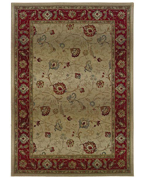 "Oriental Weavers CLOSEOUT! Area Rug, Genesis 521J 9'9"" X 12'2"""