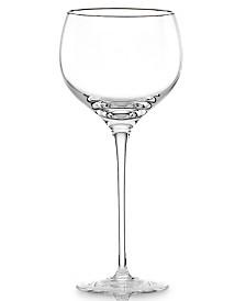 Lenox Stemware, Solitaire Platinum Signature Wine Glass