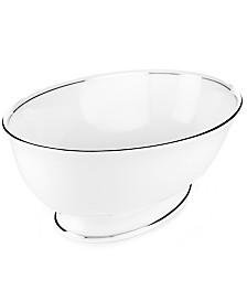Lenox Federal Platinum Open Vegetable Bowl