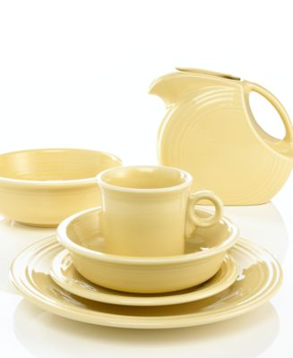 Ivory 4-Piece Place Setting