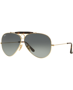 Ray-Ban Sunglasses, RB3138 62