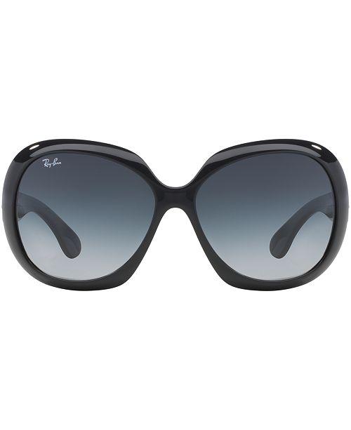 Ray-Ban Sunglasses, RB4098 JACKIE OHH II - Sunglasses by Sunglass ... 99738bec745b