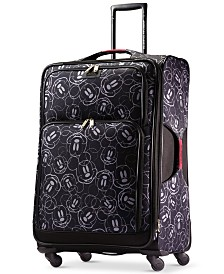 "Mickey Mouse Multi-Face 28"" Spinner Suitcase by American Tourister"