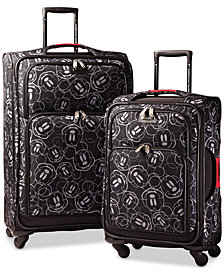 Mickey Mouse Multi-Face Spinner Luggage by American Tourister