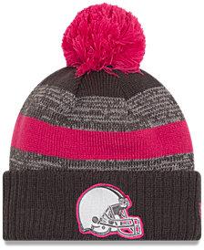 New Era Cleveland Browns BCA Sport Knit Hat