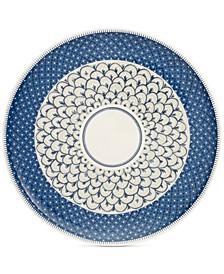 Casale Blue Pizza Plate