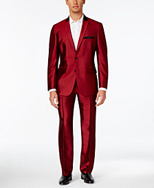 I.N.C. Men's Shiny Suit, Created for Macy's