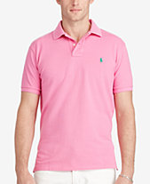 Polo Ralph Lauren Men s Classic-Fit Mesh Polo a517b4e053